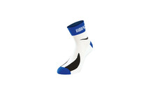 Bioracer Top Sock Chaussettes bleu/blanc
